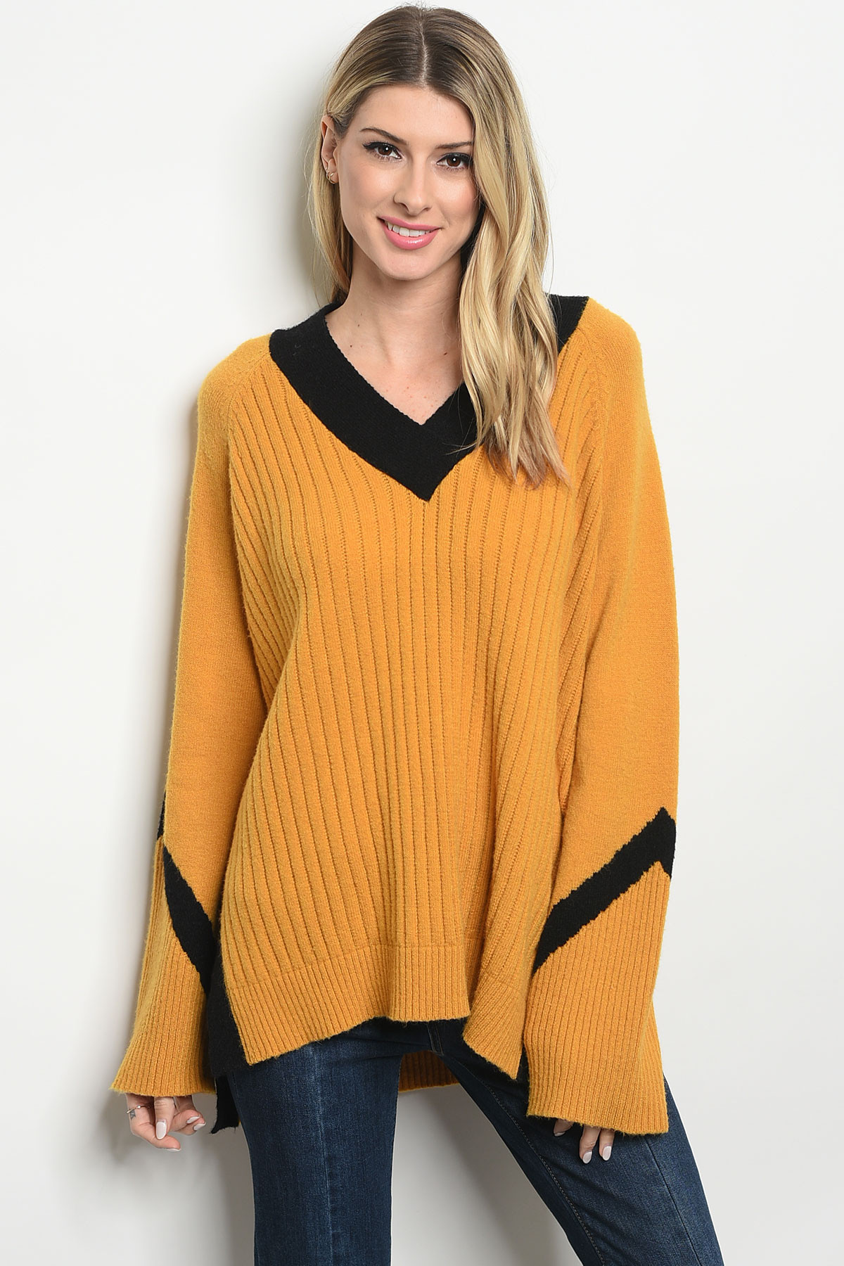 Baggy Pullover Sweaters
