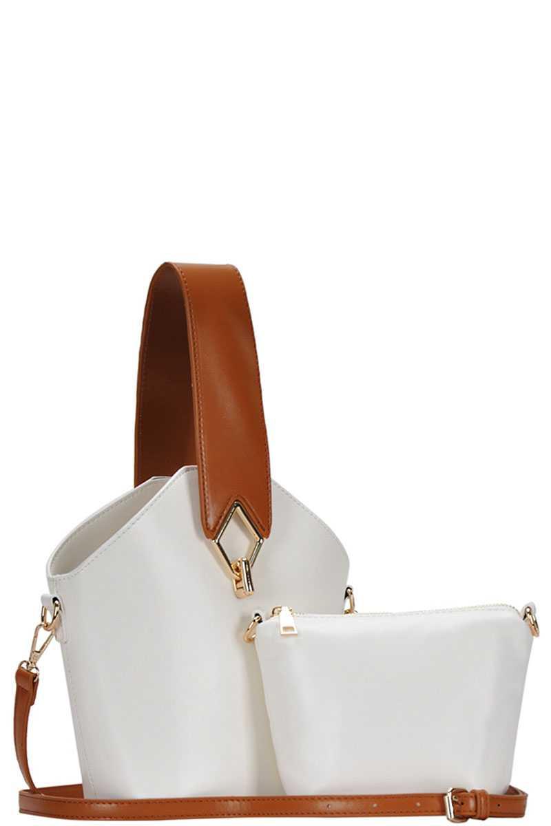 Women's Handbags | Selena 2-n-1 Fashion Handbag Set – Total Woman Beauty & Fashions